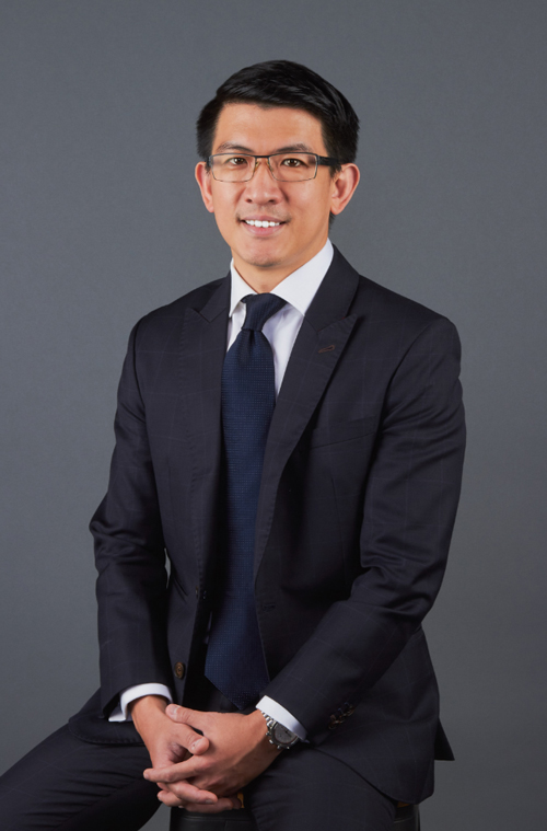 terence goh